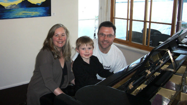 Children's Piano Lessons | West Vancouver Music Teacher